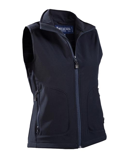 Ladies Morgan Vest. Navy 43f9cff82