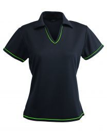 Ladies Cool Dry S/S Polo
