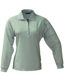 Ladies Long Sleeved Team Polo