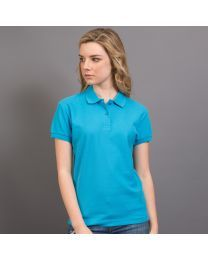 Ladies Delta Pique Knit Polo