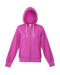 Ladies/Junior Greatness Heather Zip Hoodie