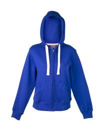Ladies/Juniors Heavy Zip Fleece Hoodie