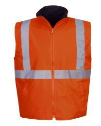 Hi Vis Day/Night Reversible Vest