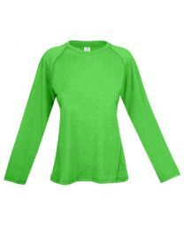 Ladies Greatness Heather Long Sleeve