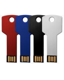 Coloured Key USB Flash Drive
