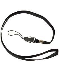 USB Plain Lanyard-Stocked