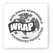 Wrap certified t-shirts, fair trade and ethical t-shirt printing
