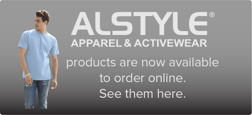 New Alstyle Apparel products available at Mabuzi