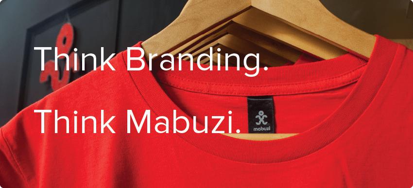 Think Branding. Think Mabuzi.